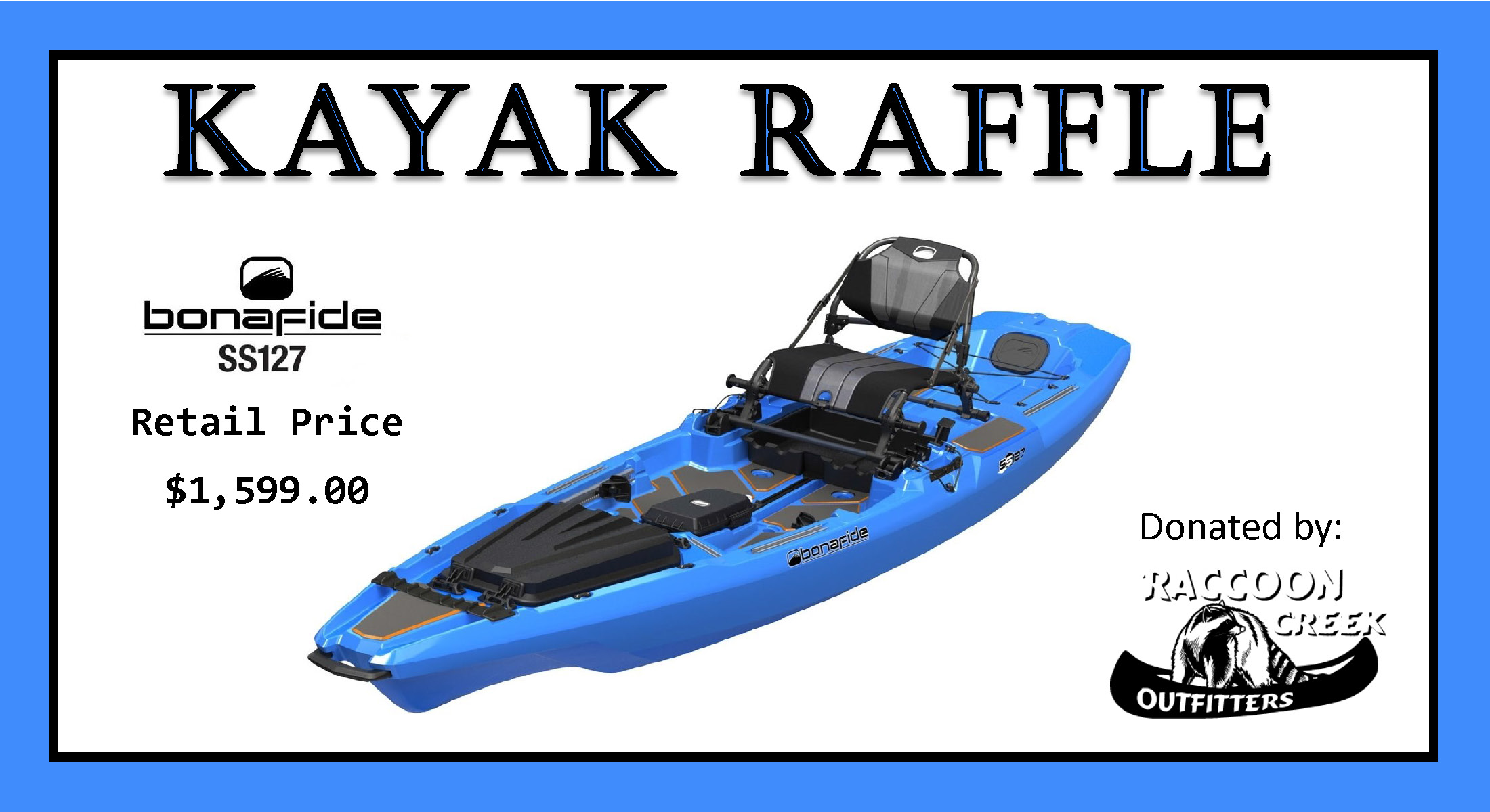 bonafide Fishing Kayak
